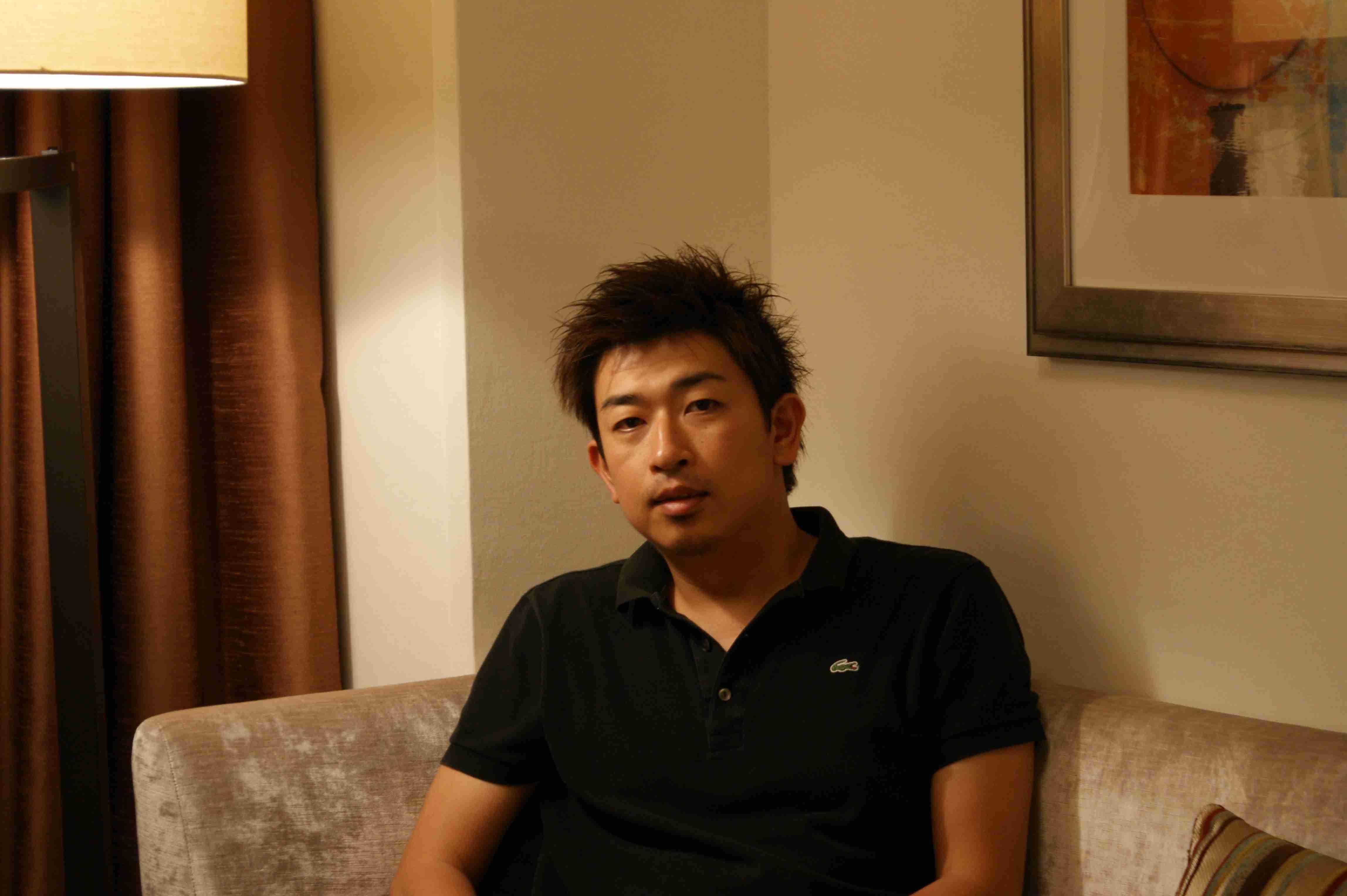 写真:本間毅 氏