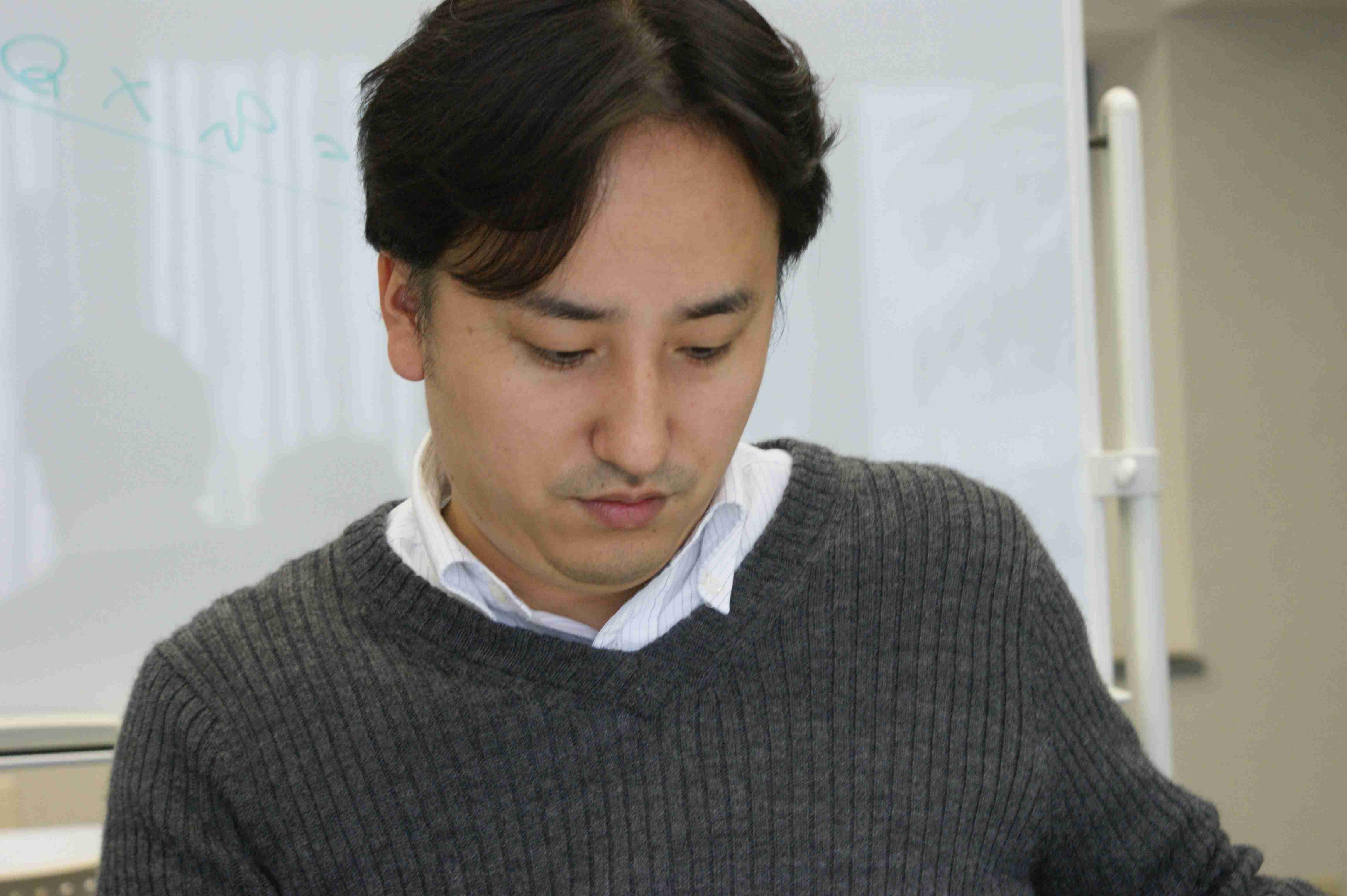 写真:江田 健二 氏